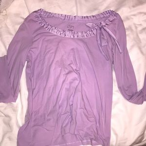 LOFT size XL lilac professional top